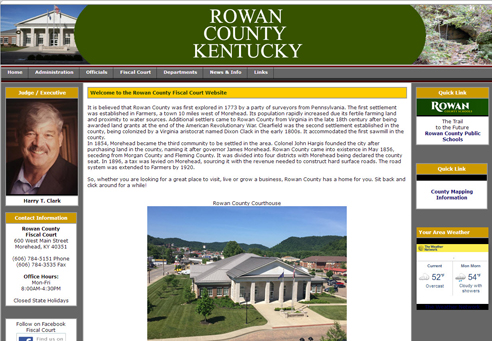 Rowan County Fiscal Court