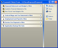FiscalExpress Screenshot